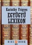 Karinthy Frigyes - Együgyű lexikon [eKönyv: epub, mobi]<!--span style='font-size:10px;'>(G)</span-->