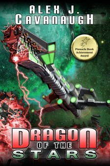 Cavanaugh Alex J. - Dragon of the Stars [eKönyv: epub, mobi]