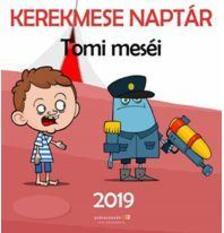 SmartCalendart Kft - KEREKMESE NAPTÁR 2019 (30X30 CM)