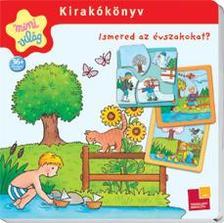 - Kirakókönyv - Ismered az évszakokat?