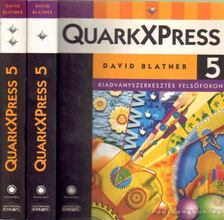 David Blatner - QuarkXPress 5 I-II. [antikvár]