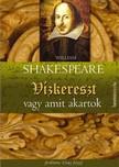 William Shakespeare - Vízkereszt vagy amit akartok [eKönyv: epub, mobi]<!--span style='font-size:10px;'>(G)</span-->