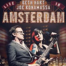 - LIVE IN AMSTERDAM CD BETH HART, JOE BONAMASSA