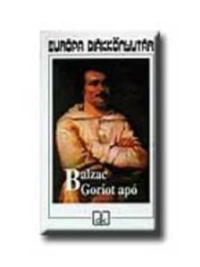 Balzac - GORIOT APÓ * EDK__