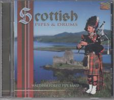 - SCOTTISH PIPES & DRUMS CD