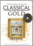 - CLASSICAL GOLD THE EASY PIANO COLLECTION + CD