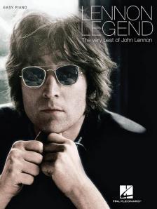 JOHN LENNON - LENNON LEGEND. THE VERY BEST OF JOHN LENNON, EASY PIANO