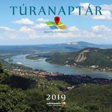 SmartCalendart Kft - TÚRANAPTÁR 2019 (30X30 CM)