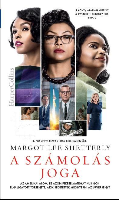 9789634480044 - Margot Lee Shetterly: A számolás joga - Könyv