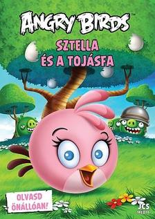 Richard Dungworth - Angry Birds - Sztella és a tojásfa