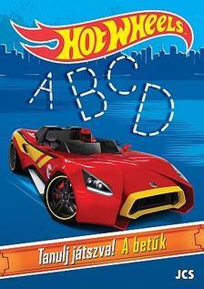 - Hot Wheels - Tanulj játszva! - A, B, C... - A betűk