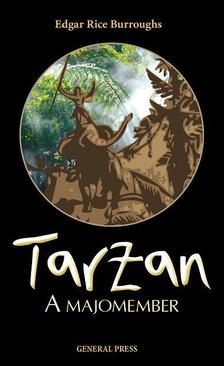 Edgar Rice Burroughs - Tarzan, a majomember
