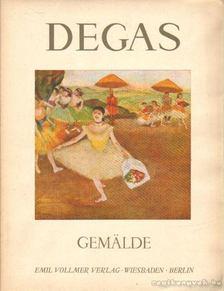 Gemälde - Degas [antikvár]