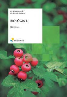 BEREND - MK-2386-6 BIOLÓGIA I. NÖVÉNYTAN