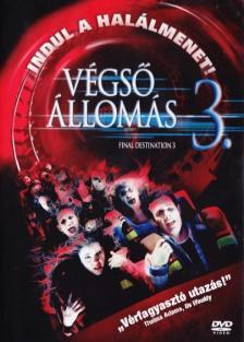 - VÉGSŐ ÁLLOMÁS 3. - DVD -