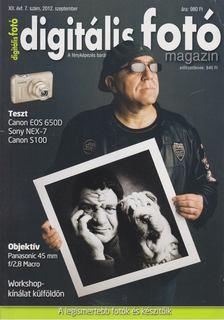 Bánkuti András - Digitális fotó 2012. szeptember [antikvár]