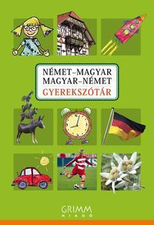 Német-magyar, magyar-német gyerekszótár