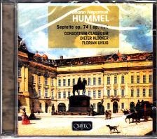 HUMMEL - SEPTETTE OP.74, OP.114 CD DIETER KLÖCKEL
