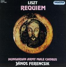 Liszt Ferenc - REQUIEM / JÁNOS FERENCSIK / - CD -