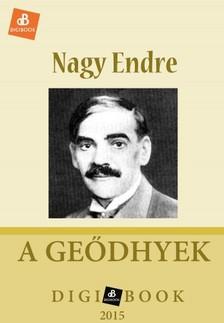 Nagy Endre - A Geődhyek [eKönyv: epub, mobi]