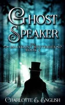 English Charlotte E. - Ghostspeaker [eKönyv: epub, mobi]