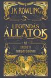 J. K. Rowling - Legendás állatok és megfigyelésük - Filmforgatókönyv<!--span style='font-size:10px;'>(G)</span-->