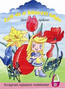 PRO JUNIOR KÖNYVKIADÓ - Lili és húsvéti tojás kifestő-foglalkoztató