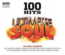 - 100 HITS ULTIMATE SOUL 5CD