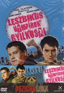 - LESZBIKUS VÁMPÍROK GYILKOSAI - PSZICHOSOKK