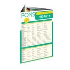 Pons - PONS Igék könnyedén Német-új