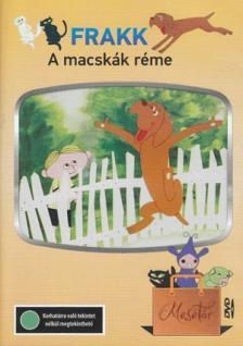 - FRAKK, A MACSKÁK RÉME - DVD -