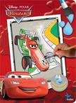 - - Disney - Vízzel festhető színezőkönyv - Verdák 2.