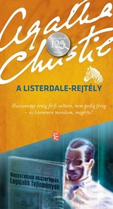 Agatha Christie - A Listerdale-rejtély [eKönyv: epub, mobi]