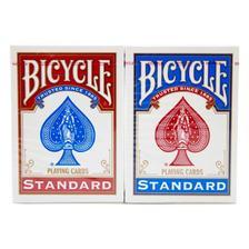 1001781 - Bicycle Rider Back Standard Index, kártya, dupla