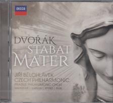 DVORAK - STABAT MATER 2CD JIRÍ BELOHLÁVEK