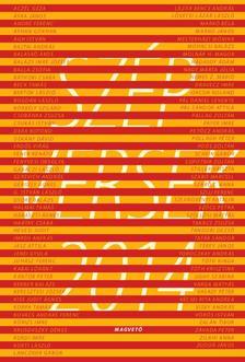 Válogatta, szerkesztette: Szegő János - Szép versek 2014