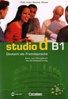 STUDIO D B1 - DEUTSCH ALS FREMDSPRACHE