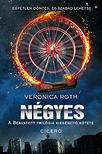 Veronica Roth - Négyes<!--span style='font-size:10px;'>(G)</span-->