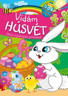 - Vidám húsvét - Játékos foglalkoztató gyerekeknek