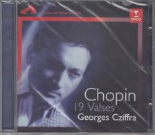 Chopin - 19 VALSES CD GEORGES CZIFFRA