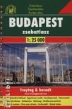 Freytag-Berndt Budapest Kft. - BUDAPEST ZSEBATLASZ FREYTAG 1:25000