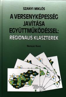 Szanyi Miklós - A VERSENYKÉPESSÉG JAVÍTÁSA EGYÜTTMŰKÖDÉSSEL: REGIONÁLIS KLASZTEREK