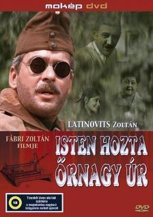 ÖRKÉNY ISTVÁN-FÁBRI ZOLTÁN - ISTEN HOZTA ŐRNAGY ÚR DVD