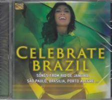 - CELEBRATE BRAZIL CD