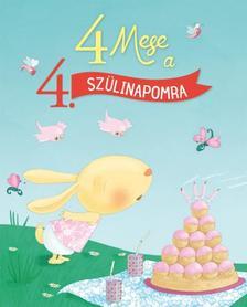 Karine-Marie Amiot, Marie-Ange Richermo, Claire Renaud - 4 mese a 4. szülinapomra