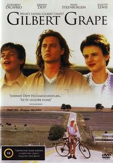 LASSE HALLSTROM - GILBERT GRAPE  DVD