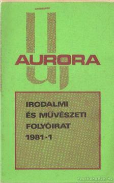 Új Aurora 1981/1 [antikvár]