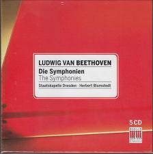 BEETHOVEN - DIE SYMPHONIEN 5CD HERBERT BLOMSTEIN