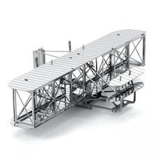 502496 - Metal Earth a Wright testvérek repülőgépe