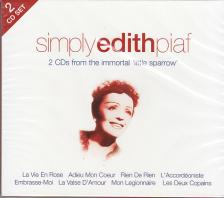 - SIMPLY EDITH PIAF 2CD